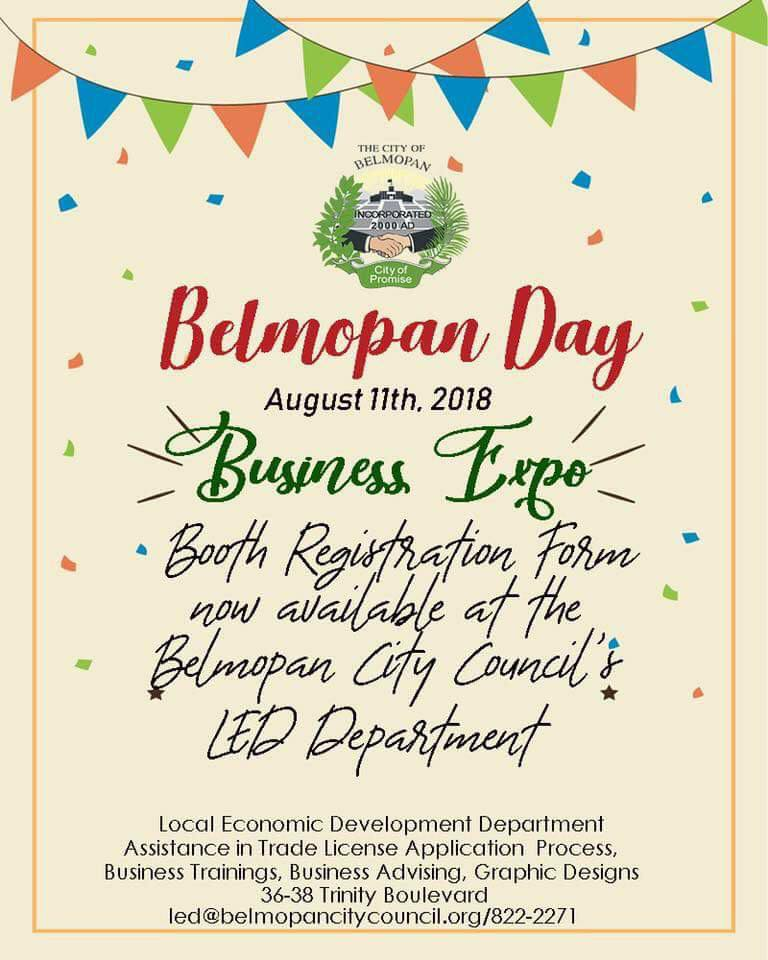 Belmopan Day Is Coming August 11